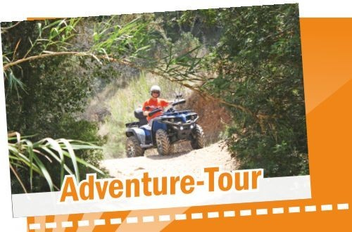 Adventure Quad tour in Majorca